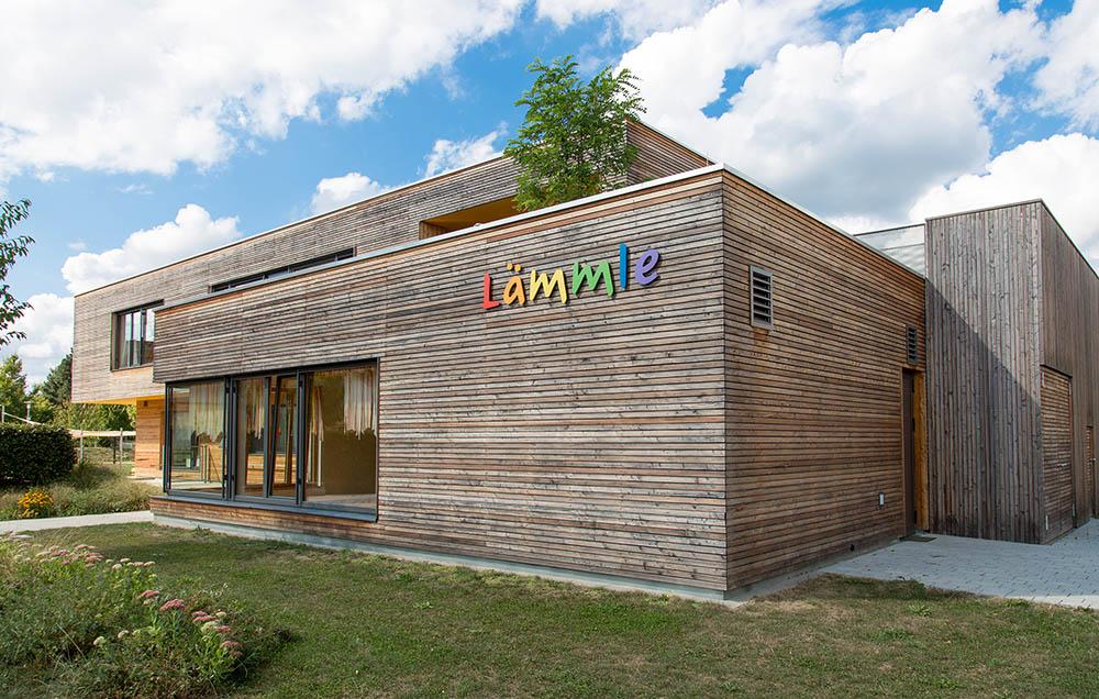 Gemeinde Mutlangen: Kinderkrippe Lämmle